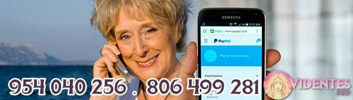 ¿Existe el tarot por PayPal telefónico?